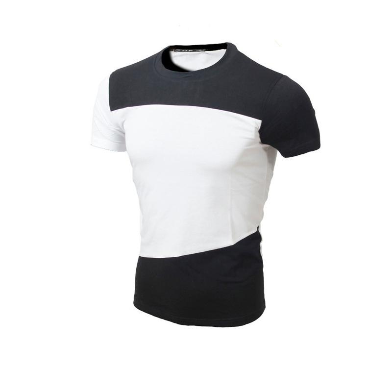 2013 new mens t shirt o neck 3d print shirts for men long for New look mens shirts