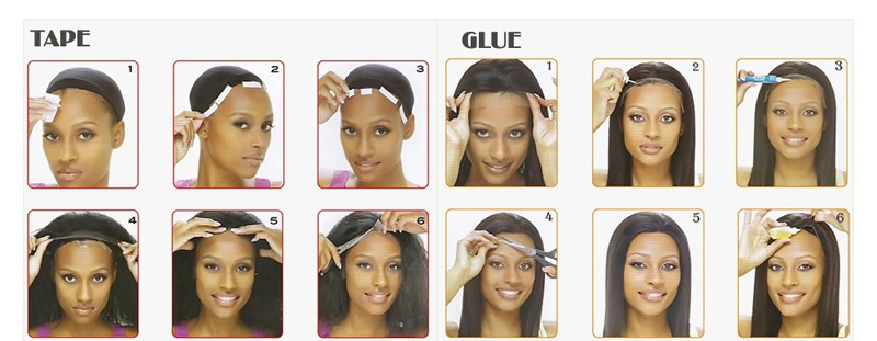 Glueless Full Lace Human Hair Wigs For Black Women 6A Indian Deep Wave Curly Virgin Hair Wigs 120% Density Lace Front Wigs