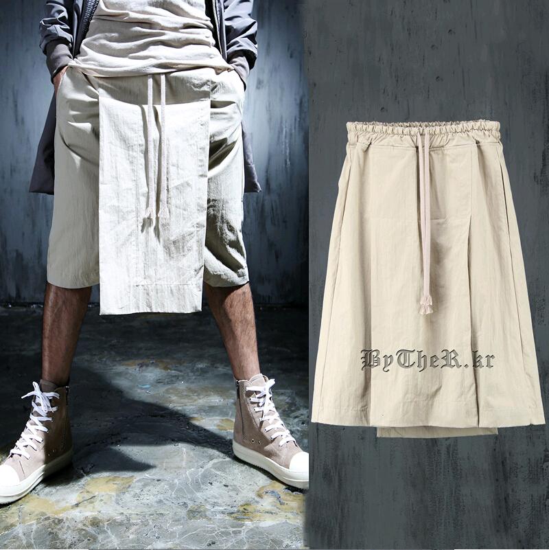 Baggy Dress Pants Dress Men's Skirt Pants