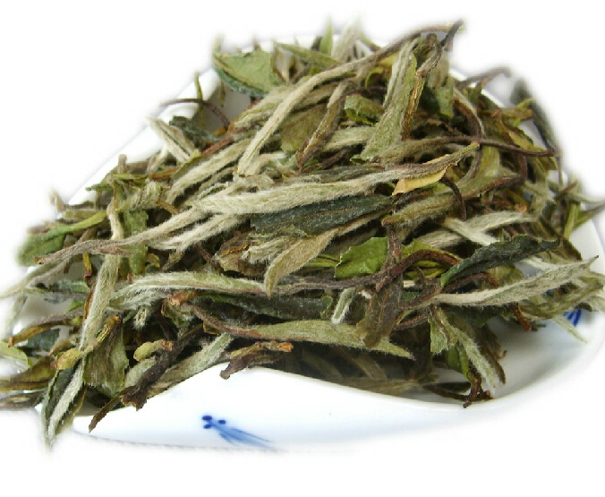 Гаджет  50g Organic White Tea Bai Mu Dan. 2015 New Spring Bulk White Peony Tea,Pai Mu Tan Snow Tea,Fujian Fuding White Tea Free Shipping None Еда