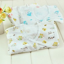 0-3 Month Cotton Newborn Baby Clothes For Baby Boy Girl Clothing Spring Autumn Infant Baby Underwear Infant Baby Bodysuit DZ18