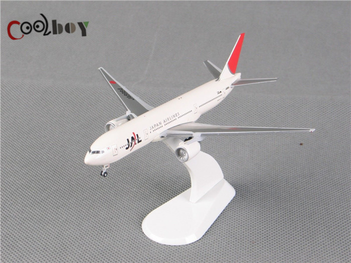 1:400 Japan Airlines JA8984 Diecast Airplane Model Toy Vehicles White Small Airliner Air Plane Aircraft Hot Sale(China (Mainland))