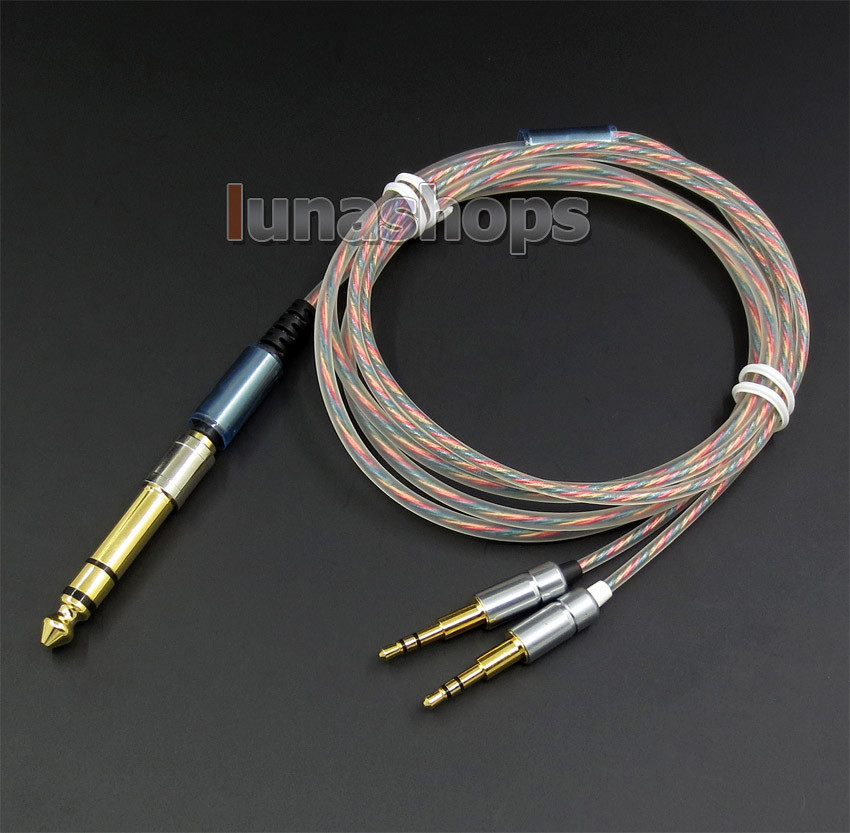 3m Hi-OFC Headphone Cable For oppo PM-1 PM-2 Sennheiser HD700 LN005075