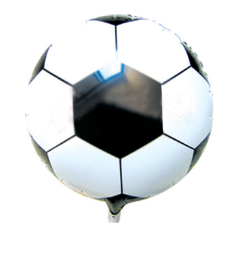 football 18inch party foil balloon(China (Mainland))