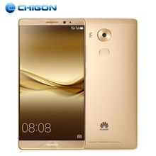 "Original HuaWei Mate 8 4G LTE Mobile Phone Kirin 950 Octa Core Android 6.0 6.0"" FHD 1920X1080 16.0MP Fingerprint(China (Mainland))"