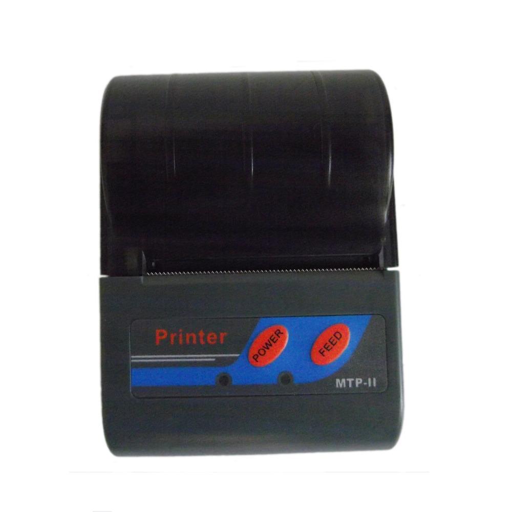 Mini Portable Bluetooth+USB+Serial Port 58mm POS Printer 384 line Thermal Mobile Printer Receipt Printer Set Support Android(China (Mainland))