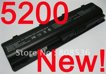 20PC up 90% Discount / Good Quality, 10.8v 5200mah Laptop battery for HP Pavilion g4 g6 g7 Black Akku ,+Free Shiping