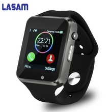 Buy Stock A1 bluetooth Smart Watch Sync Notifier support Sim Card sport smartwatch Smart Bracelet apple iphone Android Phone for $11.10 in AliExpress store