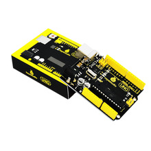 NEW! Keyestudio UNO R3 development board for arduino+USB cable+free shipping(China (Mainland))
