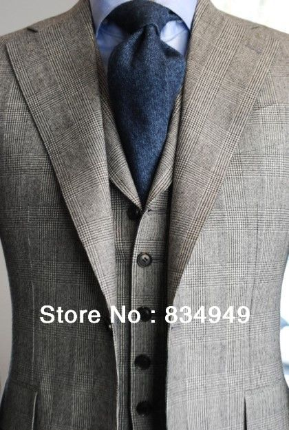 Online Buy Wholesale custom suit wool suits checkered from China ...