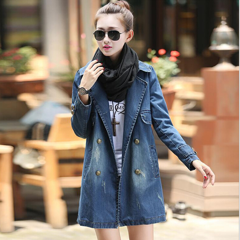 Denim Coats For Women