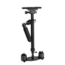 Buy Professional S60 60cm Video Stabilizer Handheld DSLR Camera Steadicam Steady Camera Video DV DSLR Nikon Canon Sony Panasonic for $63.91 in AliExpress store