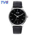 Fashion Luxury Brand TVG Men Simple Big Dial Wristwatch Men s Business Leather Male Quartz Watch