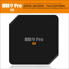 Buy M9 PRO smart Android TV Box S912 Octa core 3GB/32GB Android 6.0 wifi 5G Bluetooth 4.0 1000M Ethernet USB host KODI H.265 4K Play for $82.71 in AliExpress store