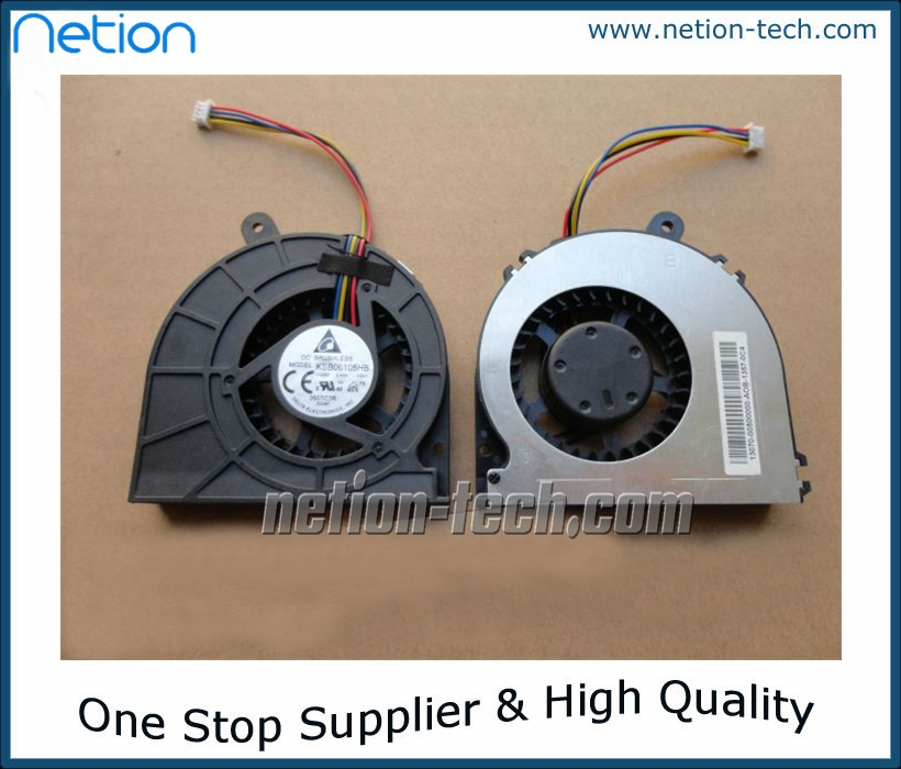 Genuine Original Laptop CPU Cooling Fan For Asus Eee Box PC EB1501 EB1502 B202 series notebook KSB06105HB-9E2S 5V 0.4A(China (Mainland))
