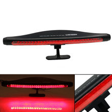 Buy 28 LED Car Brake Light Third Rear Tail Light High Mount Stop Lamp 2W 12V New Arrial Car Light Source Red LED Light for $4.49 in AliExpress store
