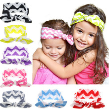 Buy 1PC New Cute Born Baby Girls Cool Cotton Headband Elasticity Node Printing Children Girls Baby Hair Accessories KT053 for $1.04 in AliExpress store