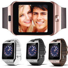 Smart Watch Digital Clock DZ09 u8 with Men Bluetooth Electronics SIM Card Smartwatch For Camera Android Phone Wearable Devices(China (Mainland))
