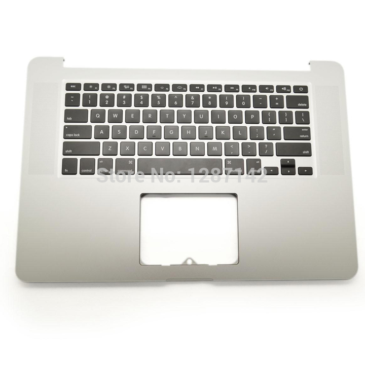 Original Quality A1398 Top Case With Keyboard For Apple Macbook Pro Retina 15 2012 Year MC975 MC976 US Version<br>