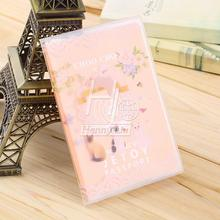 2015 Simple Travel ID Document Holder Utility Pu Leather Passport Cover 6 Colors