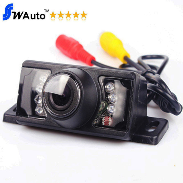 "Car Rearview camera Wireless/ Wire night vision Reverse camera RCA or 2.5mm AV jack Optional 4.3"" Monitor/4.3"" Mirror/5"" mirror"