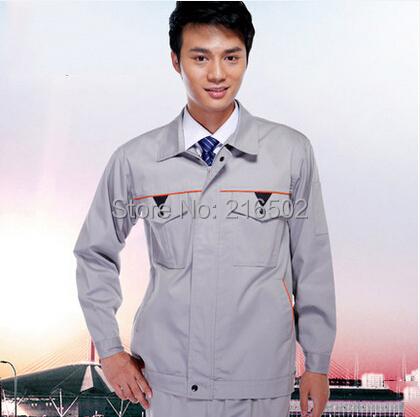 SET OF Jacket + pants engineer uniform auto repair mechanic electrician - SPURS Work Uniforms store