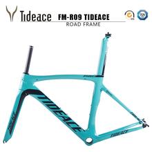 Buy Tideace bike carbon road frame bicicleta frame racing bike frameset aero carbone bicycle frames carbon road bike frame 2017 for $389.90 in AliExpress store