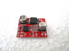 DC3v-12v MAX4410 HIFI headphone amplifier Board Pre-amplifier Board(China (Mainland))