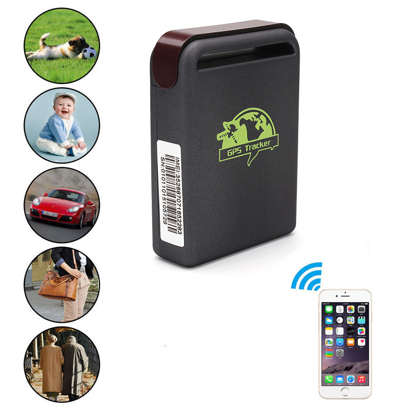 Mini GPS/GSM/GPRS Car Vehicle Tracker TK102B Realtime Tracking Device Person Track Device #HP(China (Mainland))