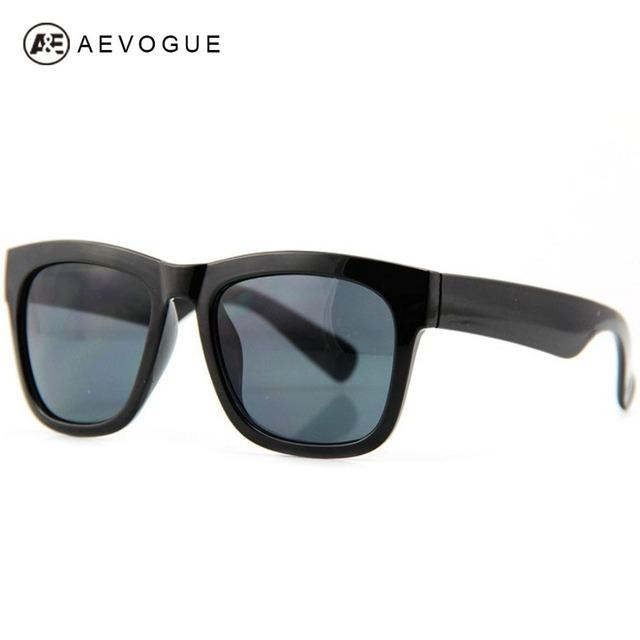 Aevogue бесплатная доставка марки старинные очки мужчины наиболее популярные солнцезащитные очки женщинам-унисекс Clolor объектив óculos AE0110