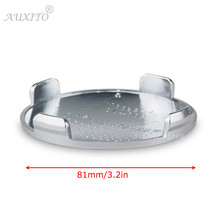 Buy 4pcs 81mm Car Rim Wheel Center Hub Cap Cover Badge Mitsubishi asx lancer 10 9 outlander pajero colt carisma I200 galant Logo for $9.56 in AliExpress store