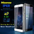 Original Hisense C20 Rugged Phone IP67 C20 KingKong II FDD LTE CDMA Octa Core 2GB 16GB