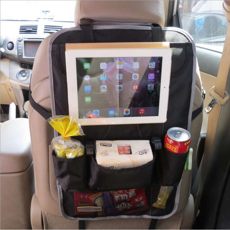 AUTOSON Car Seat Storage Bag Hanging Bags Car Seat Back Bag Seat Organizer Holder Car Product Multifunction Vehicle Storage Box(China (Mainland))