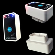 New Arrival Universal OBD V2.1 ELM327 OBD2 Bluetooth Diagnostic Scanner OBDII Tester Diagnostic Tool for Android Windows Symbian(China (Mainland))
