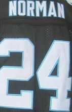 24 Josh Norman shirts jersey 1 Cam Newton #59 Luke Kuechly #88 Greg Olsen Mens' jersey,(China (Mainland))