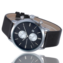 Splendid Men Casual Diving waterproof Date Leather Military Japan Watches Gift Watch Branded Watches For Clock