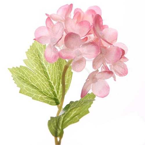 HOT 1 Bouquet Artificial Craft Hydrangea Party Wedding Bridal Plastic Flower Decor 91XB