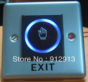 Biometric Fingerprint Access Control KO-M9 + magnetic door lock + exit button+ power supply(China (Mainland))
