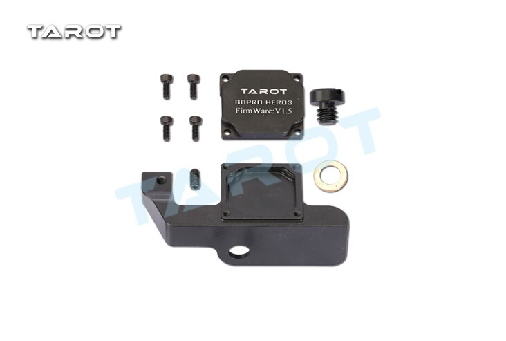 F16169 Tarot TL68A14 Gopro 2-Axle Brushless Gimbal TL68A00 Modified Parts Covert Accessory Upgrade for Xiaomi Yi Sports Camera