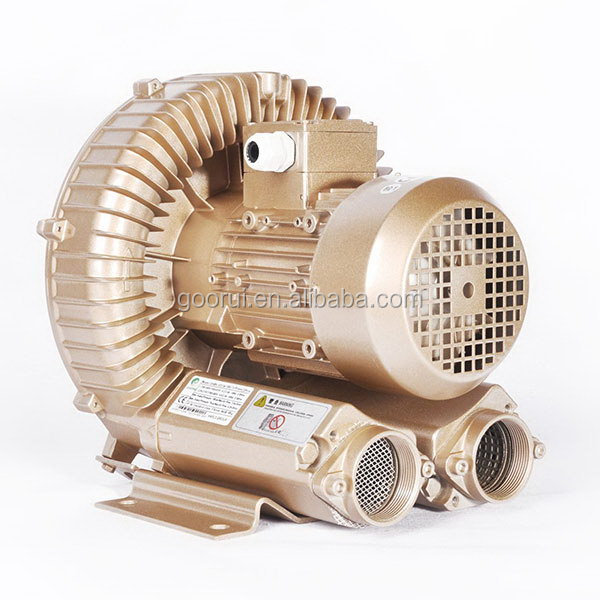 Goorui Oil Free Air Blower For Fish Pond Aeration Vacuum Pump For Vacuum Packaging Machines In