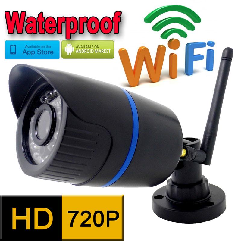 ip camera wifi 720p hd outdoor cctv security system. Black Bedroom Furniture Sets. Home Design Ideas