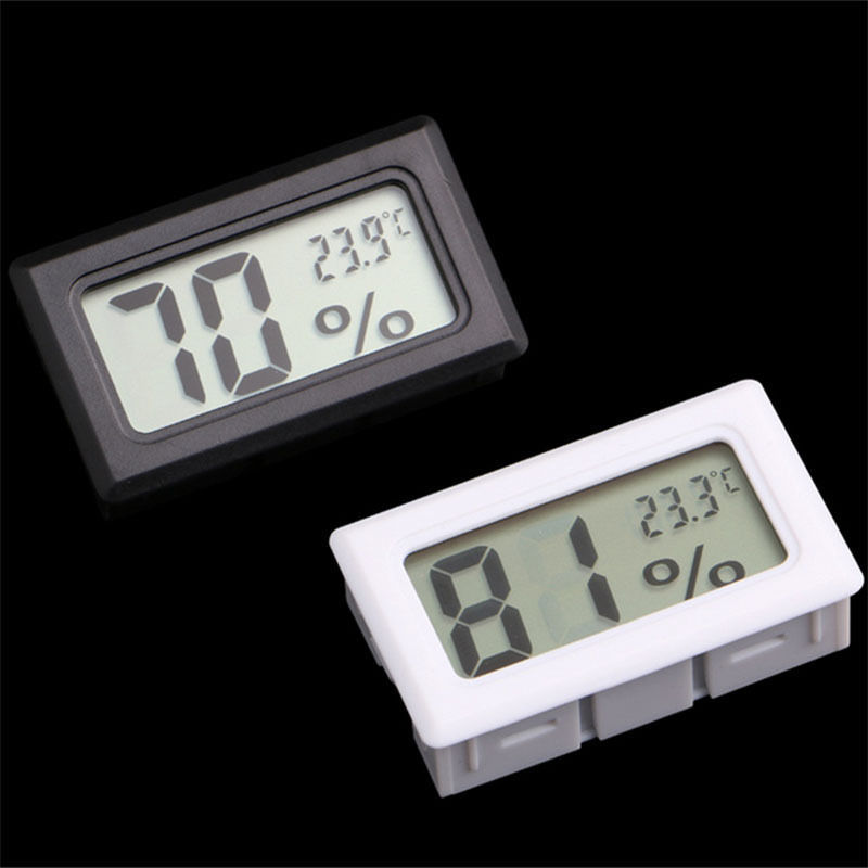 Mini Digital LCD Indoor Convenient Temperature Sensor  Humidity Meter Thermometer Hygrometer Gauge Free Shipping<br><br>Aliexpress