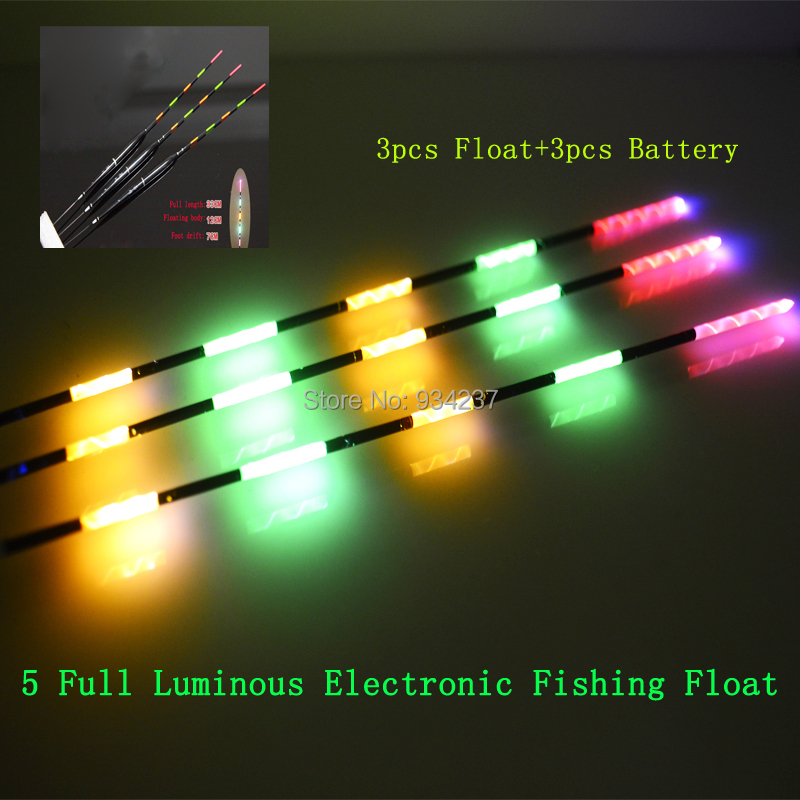 Buy new electric fishing float light for Light up fishing bobbers