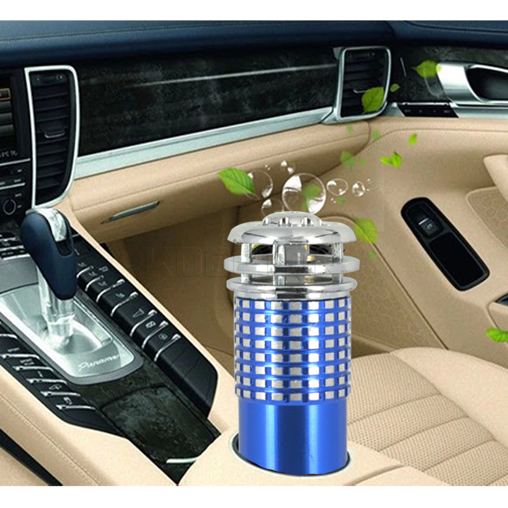 new vehicle air purifier 12v mini auto car fresh air anion ionic purifier oxygen bar. Black Bedroom Furniture Sets. Home Design Ideas