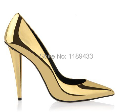 Online Buy Wholesale shiny gold heel from China shiny gold heel ...