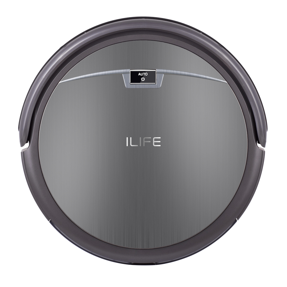 Intelligent Aspirator Robot Vacuum Cleaner 1000PA Efficient Low Noise Thin Carpet ILIFE A4 450ML Dust Collector Remote Control(China (Mainland))
