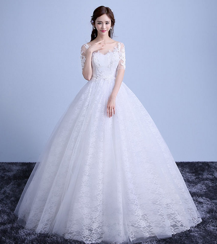 Ball gown sweetheart organza half zipper cap sleeve for Lace sweetheart wedding dress cap sleeves