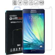 Buy Qosea SM-A510F Protective Glass Samsung A5 2016 Tempered Glass Film Samsung Galaxy A5 2016 Screen Protector 9H Hardness for $2.65 in AliExpress store