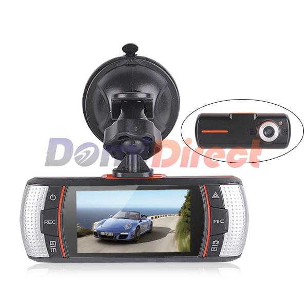 F90G dash cam HD H.264 GPS car dvr dual camera For Vehicle blackbox dvr with Rear Camera Video Recorder Registrator Registrar(China (Mainland))