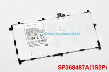 Sp368487a (1s2p) da bateria nova original para samsung galaxy tab 8.9 gt-p7300 p7300 gt-p7310 p7310 p7320 gt-p7320 3.7 v 6100 mah(China (Mainland))